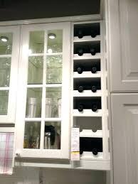 white wine rack cabinet kitchen cabinet wine storage imdrewlittle info