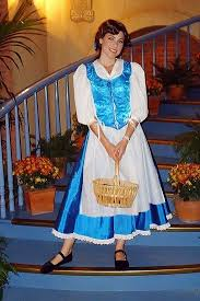 Belle Halloween Costume Blue Dress 78 Broadway Inspired Halloween Costumes Images
