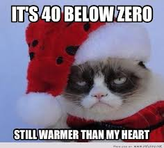 Funny Cold Meme - funny cold heart