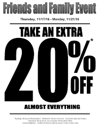 sears outlet black friday sears outlet november friends and family event 11 17 16 11 21 16