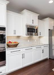 kitchen remodels with white cabinets this sophisticated classic white kitchen features