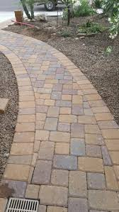 Unilock Brussels Block Patterns by 11469 Best Landscaping Pavers Images On Pinterest Gardens Paver
