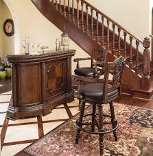 Wisconsin Furniture Company Twin Pedestal Table Millennium By Ashley Ashley Millennium Furniture Coleman