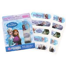 disney frozen fashion first band aid 2boxes anna elsa olaf child