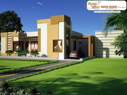 4 bedroom simplex 1 floor house design area 255m2 15m x 17m