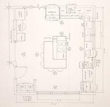 eat in kitchen floor plans kitchen archaicawfultchen plans with islands image ideas designs