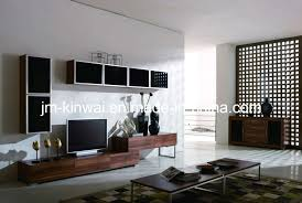 Furniture Cabinets Living Room Melamine Tv Unit Living Room Furniture Stand Modern Walllves Glass