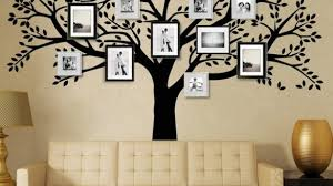 fancy design family tree decor for wall or ideas diy cozy home
