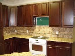 Countertop Backsplash Combinations by Santa Cecilia Light Granite To Create Glamour And Modern Kitchen