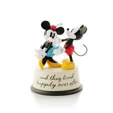 mickey mouse figurine figurines hallmark