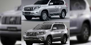 logo toyota land cruiser 2018 toyota prado facelift leaked update photos 1 of 8