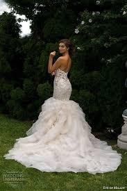elegant mermaid wedding dresses for your fantasy wedding cherry