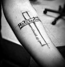 40 tetelestai tattoo designs for men it is finished ink ideas