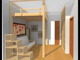 Bunk Bed For Small Room Small Apartment Ideas Loft Bed