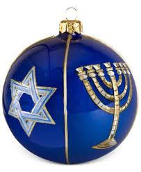 kurt adler blue silver dreidel ornament for the