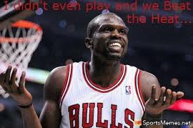 Chicago Bulls Memes - luol bulls vs heat meme