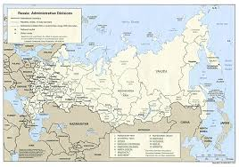 Map Of Usa Cities by Map Of Russia With Important Cities Maps Of Usa