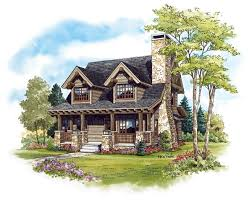 log home plans at familyhomeplans com