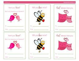 free valentines cards awesome free printable valentines day cards balog