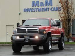dodge ram 2500 diesel 2000 2000 dodge ram 2500 4x4 5 9l cummins diesel custom built lifted
