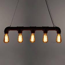 industrial pipe light fixture lighting iron pipe light fixture iron pipe light socket iron pipe