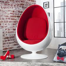 designer sessel kaufen designer sessel egg weiß rot portofrei bestellen cagü