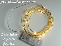 warm white lights on gold wire led battery fairy lights bedroom