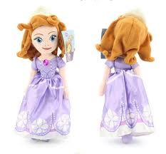 sofia princess sofia doll plush toys 32cm stuffed