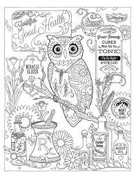 20 pharmacy flat jpg coloring pinterest owl coloring books