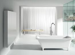 elegant white rectangle standing tubs for freestanding bathroom