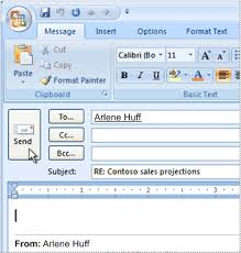 tips al utilizar outlook reply to or forward an email message office support