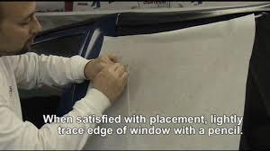 Custom Window Tint Designs Auto Trim Design Do It Yourself Soft Top Window Tinting How To