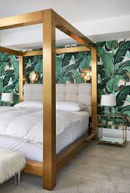 Gold Canopy Bed Moss Studio Luxe Canopy Bed Bedrooms Pinterest Canopy