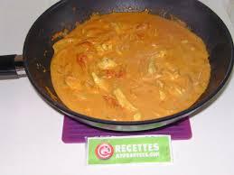 cuisiner des aiguillettes de poulet aiguillettes de poulet à la sauce colombo ayam