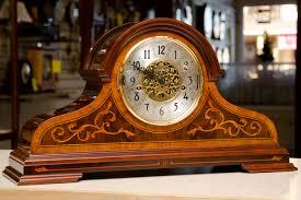 Howard Miller Chiming Mantel Clock Bradley House Of Clocks