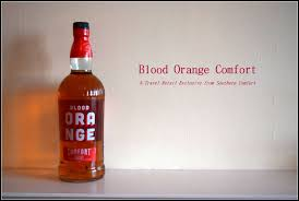 Sothern Comfort Oh The Places We Will Go Southern Comfort Launches Blood Orange