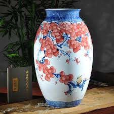 Chinese Hand Painted Porcelain Vases Compare Prices On Large Vase Decor Online Shopping Buy Low Price
