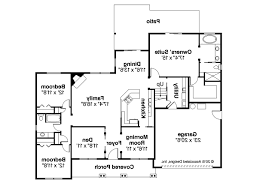 ranch house plans silverbrook 31 012 associated designs