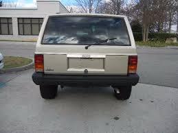 tan jeep cherokee classic 1994 jeep cherokee se 2 door 4wd135 382 miles tan sport