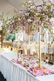 cherry blossom wedding pretty cherry blossom wedding decor bijal and amish s indian