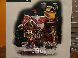 dept 56 disney mickey pole house approved