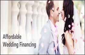 wedding loan wedding loans for bad credit