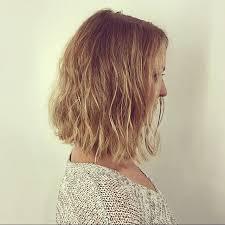 soft wavy a line bob hairstyle for medium length hair pretty designs