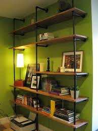 diy diy pipe shelving unit cool home design modern and diy pipe
