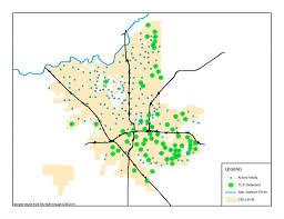 Map Of Fresno Recharge Fresno