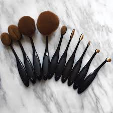 broke by payday my makeup brush set review