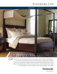 thomasville wanderlust bedroom by cadieux u0026 company issuu