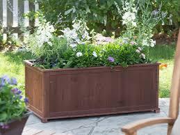 outdoor 47 garden trellis wooden planters www gardentrellis co