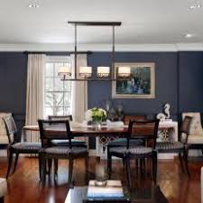 Photos HGTV - Navy and white dining room
