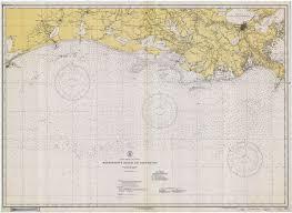 Nautical Maps Flower Garden Banks National Marine Sanctuary Regional Maps